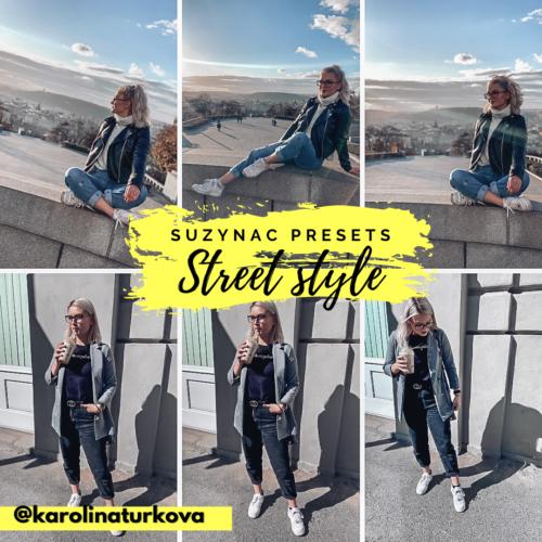 Street style presets